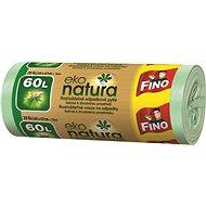FINO Eko Natura 60 l, 20 ks - Vrecia na odpadky