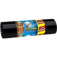 FINO Power 240 l, 8 ks - Vrecia na odpadky