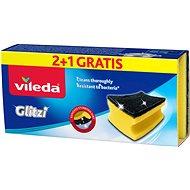 VILEDA Glitzi hubka 2+1 ks - Umývacia hubka