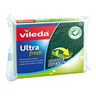 VILEDA Ultra Fresh hubka 2 ks - Hubka