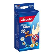 VILLA Multi Latex 10+2 S/M - Work Gloves