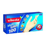 VILLA Multi Latex 100 S/M - Work Gloves