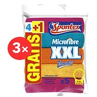 SPONTEX Microfibre Economic XXL 38 × 40 cm (15 ks)