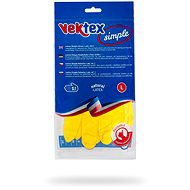 VEKTEX SIMPLE Size L - Rubber Gloves