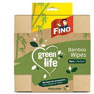 FINO Green Life utierka multifunkčná, bambus, 3 ks