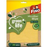 FINO Green Life Microfibre Cloth, Recycled PES, 1pc