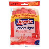 SPONTEX Perfect Light L - Rubber Gloves