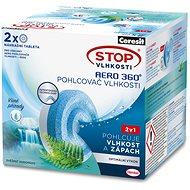 CERESIT STOP Vlhkosti AERO 360° Sviežosť vodopádov náhradné tablety 2× 450 g - Pohlcovač vlhkosti
