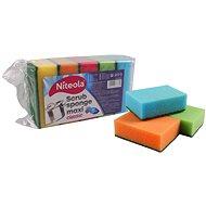 Umývacia hubka NITEOLA Huba na riad Maxi Classic 5 ks