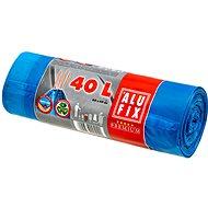 ALUFIX Vrecia na odpadky zaťahovacie 40 l, 60 × 60 cm, 15 ks/kotúč - Vrecia na odpad
