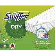SWIFFER Sweeper Prachovky 18 ks - Návlek na mop