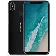 UleFone X Dual SIM 64 GB Čierny - Mobilný telefón