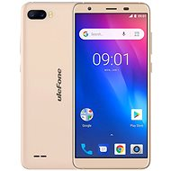 UleFone S1 Pro zlatá - Mobilný telefón