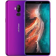 UleFone P6000 Plus fialový - Mobilný telefón