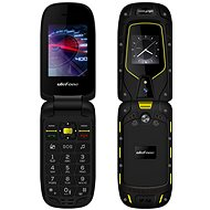 UleFone Armor Flip čierny - Mobilný telefón