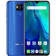 UleFone Power 6 DS 4+64GB modrý - Mobilný telefón