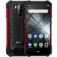 UleFone Armor X5 červená - Mobilný telefón