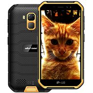 UleFone Armor X7 oranžový - Mobilný telefón
