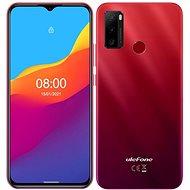 UleFone Note 10 červený - Mobilný telefón