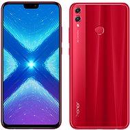 Honor 8X 128 GB červený - Mobilný telefón