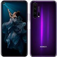 Honor 20 Pro gradientná čierna - Mobilný telefón