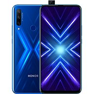 Honor 9X modrá
