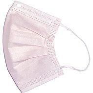 RespiLAB Detské jednorazové rúška – Ružové (10 ks) - Rúško