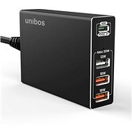 UNIBOS 4 Port 90 W QC4+ Super Charger - Nabíjačka
