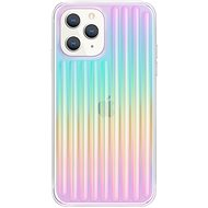 Uniq Coehl iPhone 12/12 Pro Linear Iridescent - Kryt na mobil