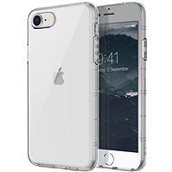 Uniq Hybrid iPhone SE Air Fender Nude Transparent - Kryt na mobil