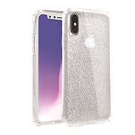 Uniq Clarion Tinsel Hybrid iPhone Xs/X Lucent - Kryt na mobil