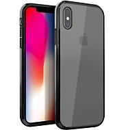 Uniq LifePro Xtreme Hybrid iPhone Xs/X Obsidian - Kryt na mobil