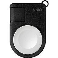 Uniq Cove černý - Bezdrôtová nabíjačka