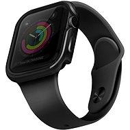 Uniq Valencia pre Apple Watch 44 mm Blush Gunmetal sivý - Ochranný kryt