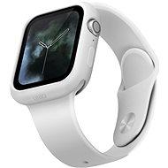 Uniq Lino pre Apple Watch 44 mm Dove biely - Ochranný kryt