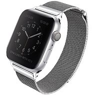 Uniq Dante pre Apple Watch 40 mm Sterling strieborný - Remienok
