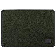 Uniq dFender Tough pre Laptop/MackBook (do 15 palcov) – Khaki Green - Puzdro na notebook