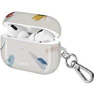 UNIQ Coehl Reverie pre AirPods Pro béžové - Puzdro na slúchadlá