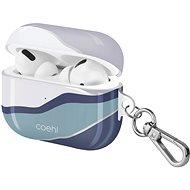 UNIQ Coehl CIel Pro AirPods Pro modré - Puzdro na slúchadlá