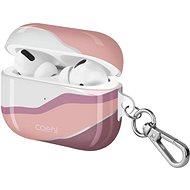 UNIQ Coehl CIel pre AirPods Pro ružové - Puzdro na slúchadlá