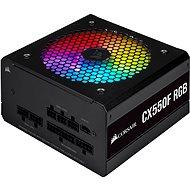 Corsair CX550F RGB Black - PC zdroj