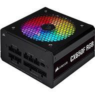 Corsair CX650F RGB Black - PC zdroj