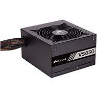 Corsair VS650 White Certified - Počítačový zdroj