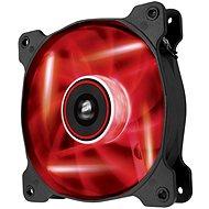 Corsair Quiet edition AF120 červená LED - Ventilátor do PC