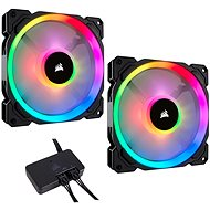 Corsair LL140 RGB LED 140mm Static Pressure PWM - Ventilátor do PC