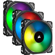Corsair ML Pro RGB 120 mm Three Fan Kit High Static Pressure PWM