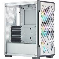 Corsair iCUE 220T RGB Tempered Glass biela - PC skrinka