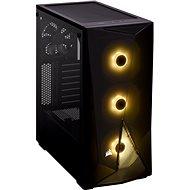 Corsair Carbide Series SPEC-OMEGA RGB Tempered Glass čierna