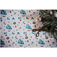 Be Nice Detský vianočný baliaci papier (5 ks) - Darčekový baliaci papier