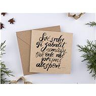 """Be Nice Vianočné prianie – """"Svoje srdce ti zabaliť nemôžem"""""""